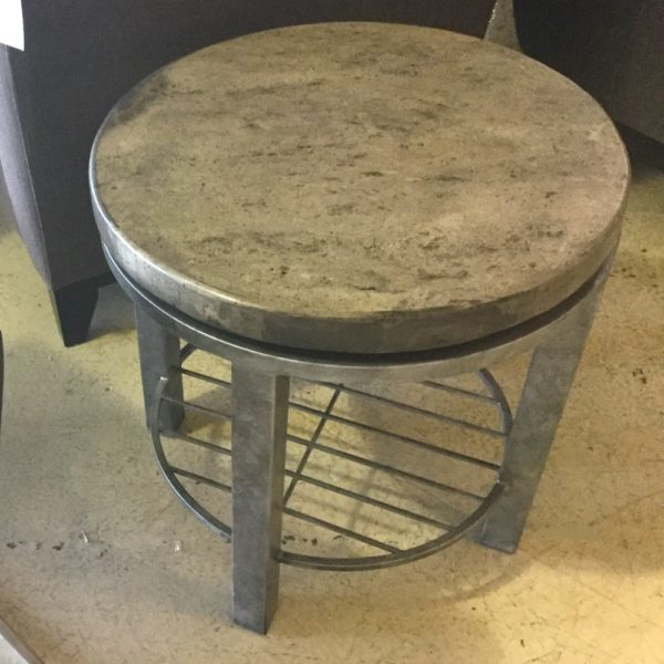 Litho Side Table