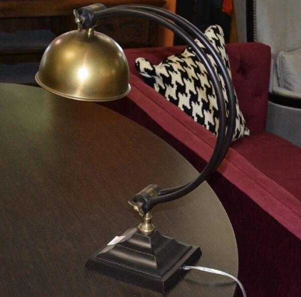 Silverbelle Desk Lamp