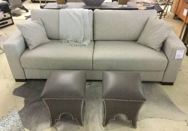 Gris Sofa