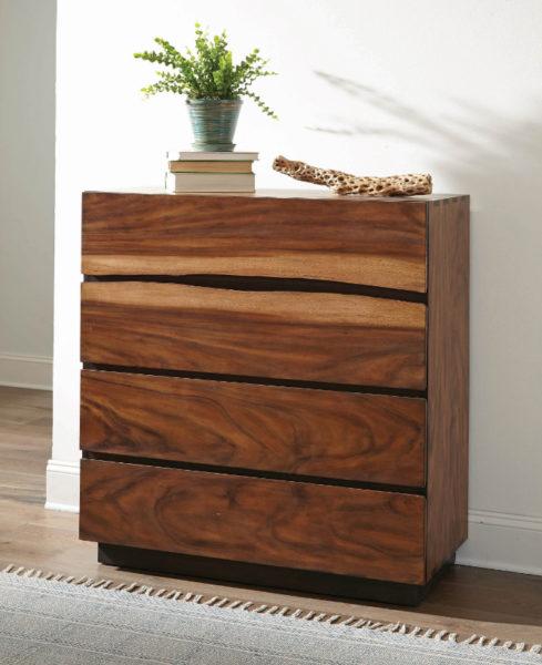 Kolekted Home Live Edge Dresser