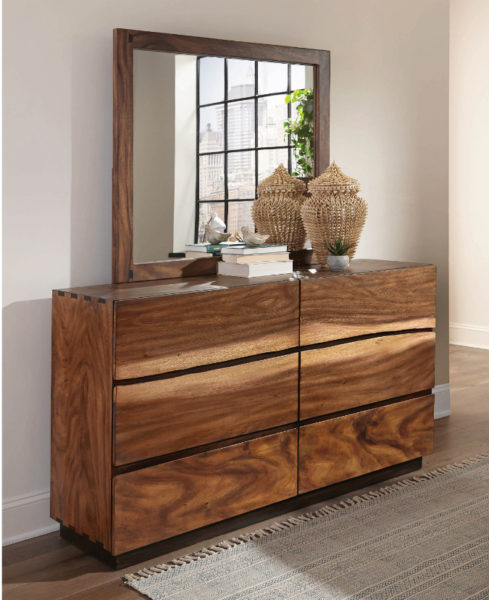 Kolekted Home Live Edge Large Dresser