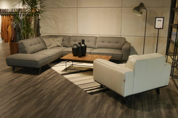 Vancouver Tufted Mid Century Modern Sectional